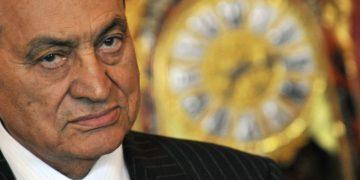 Hosni Mubarak. Imagen de Archivo AFP