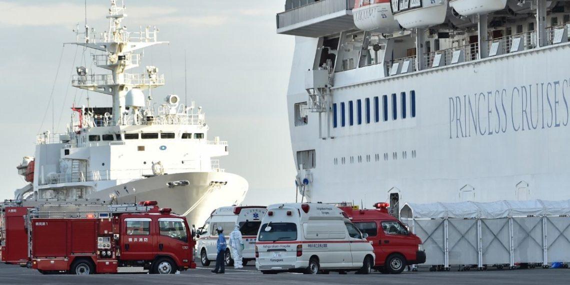 Primer caso latinoamericano de coronavirus: un argentino entre los infectados en crucero de Japón