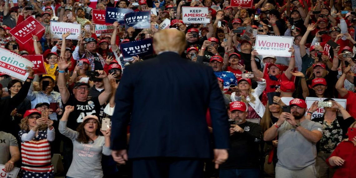 El fantasma de la injerencia rusa regresa a la campaña presidencial en EE.UU.