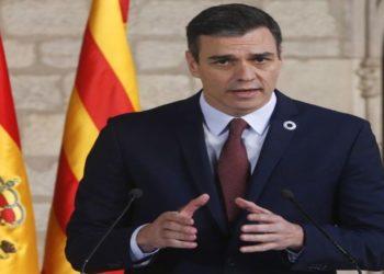 Pedro Sánchez desmintió conversación con vicepresidenta de Maduro en Barajas
