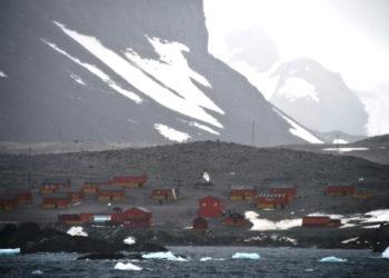 La Antártida registró una temperatura récord de 18,3 grados centígrados. Foto: AFP