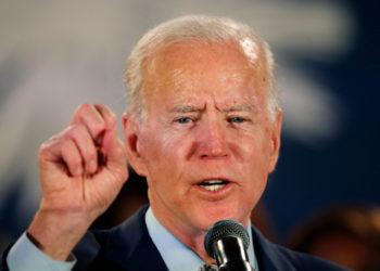 El candidato presidencial demócrata Joe Biden. Foto: AP