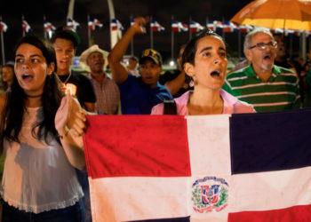 Controversia en República Dominicana por la suspensión de las elecciones municipales. Foto: EFE