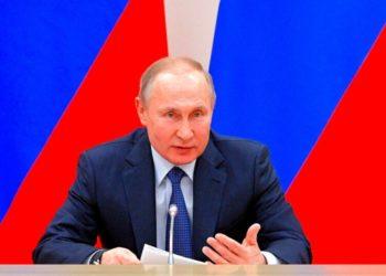 El presidente de Rusia, Vladímir Putin. Foto: AP