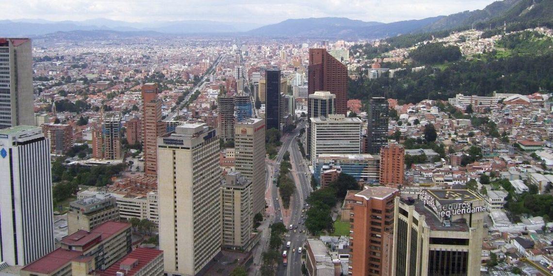Ciudad de Bogotá. Píxabay