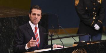 Expresidente de México, Enrique Peña Nieto. América Digital/AFP