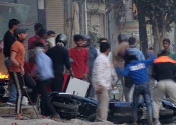 Violencia entre hindúes y musulmanes deja al menos 22 muertosen India. Foto: AP