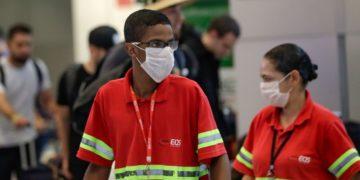 Confirman el primer caso de coronavirus en Colombia. Foto: AP