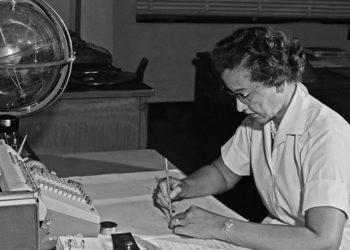Murió Katherine Johnson, la matemática que llevó a la humanidad a la Luna. NASA