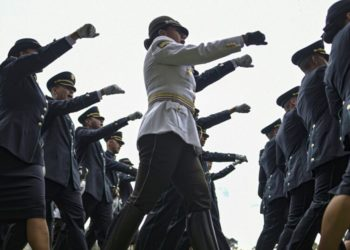 Policía de Colombia- General Mauricio Santoyo