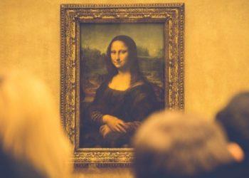 La Mona Lisa en cubos de Rubik, subastada por 480.200 euros