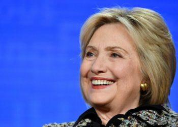 Hillary Clinton apoyará a candidato presidencial demócrata que salga elegido. Foto: AFP