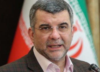 viceministro iraní de Salud, Iraj Harirchi. América Digital/EFE