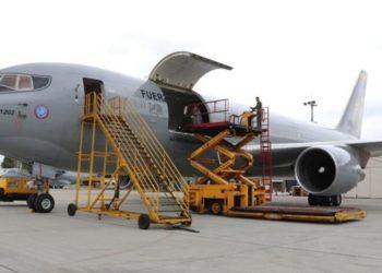 Avión de la FAC parte a China para repatriar colombianos que están en Wuhan. América Digital/EFE