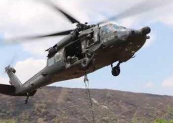 Foto de referencia de la Fuerza Aérea Colombiana. América Digital/Foto: FAC