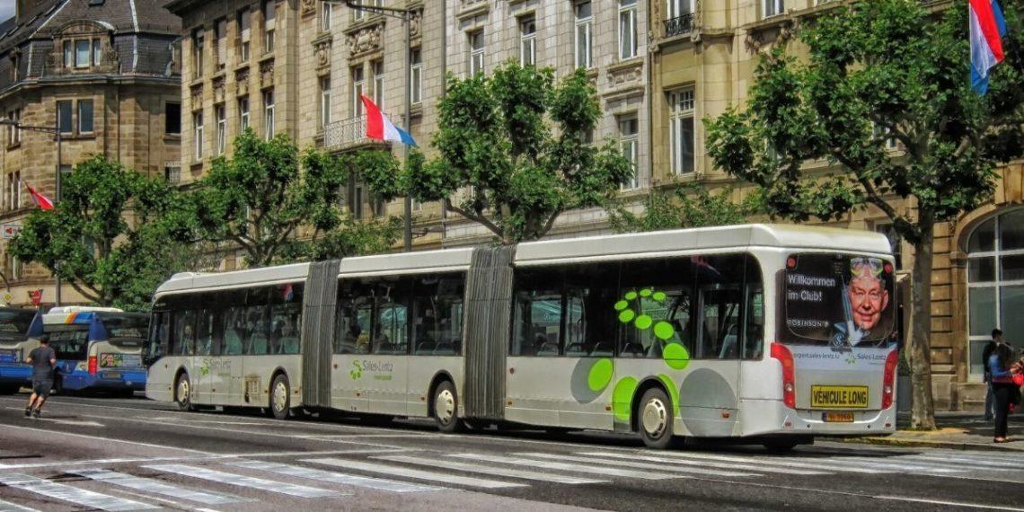 Luxemburgo, el primer país del mundo con transporte público gratuito. Pixabay