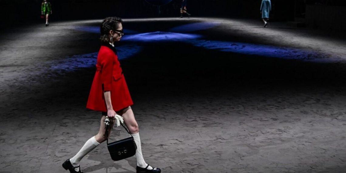 Semana de la moda en Milán. América Digital. AFP