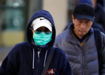 Imagen de referencia por coronavirus. Foto: AP