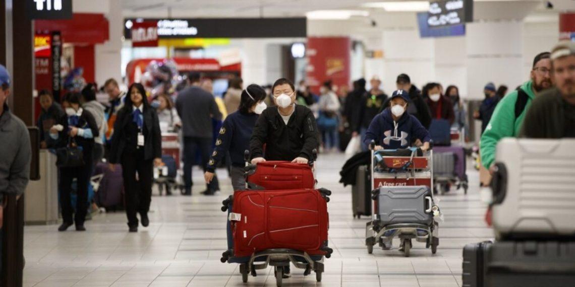 Canadá ha indicado que 211 canadienses y residentes permanentes en el país norteamericano están aprobados para embarcar en el avión. América Digital. AFP