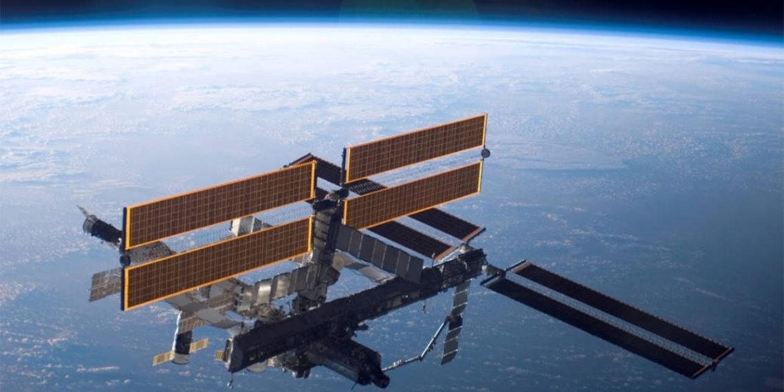 La Estación Espacial se podrá ver desde Colombia y Venezuela. Foto: NASA
