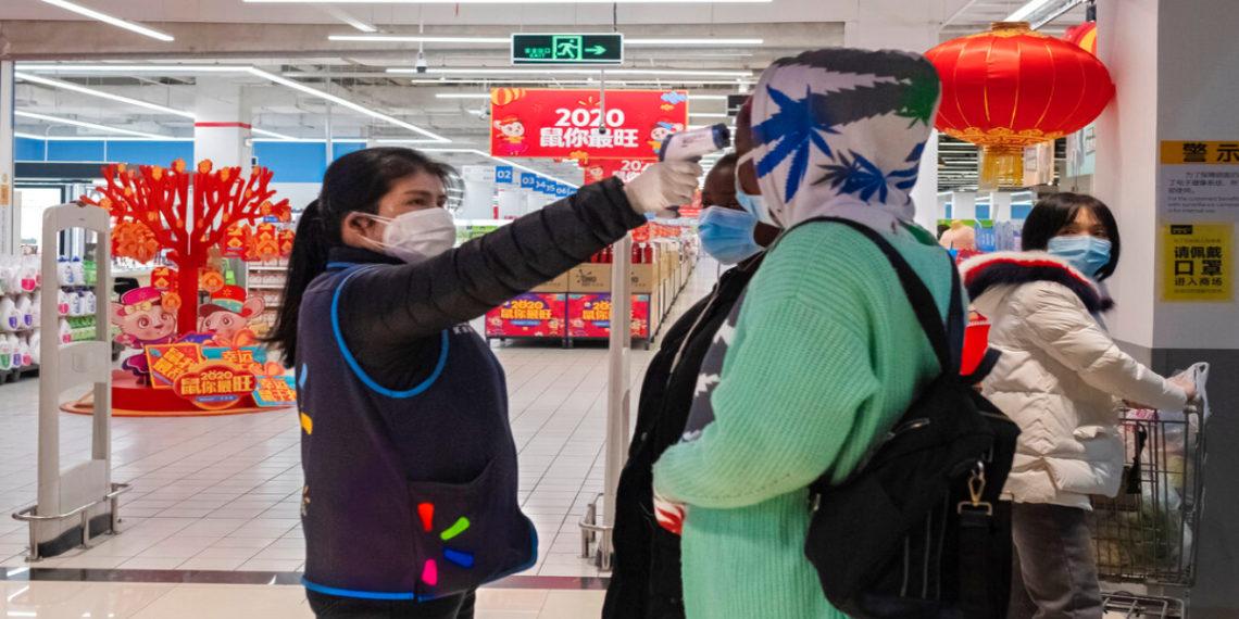 China acusa a EE. UU. de no ayudar y de crear pánico por el coronavirus. América Digital. AP