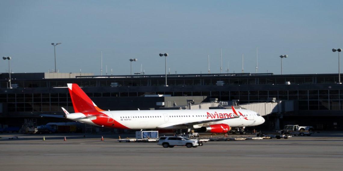 Aviones de la aerolinea Avianca. América Digtial/ AFP