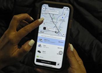 Estados Unidos muestra preocupación por el cierre de Uber en Colombia. Foto: AFP