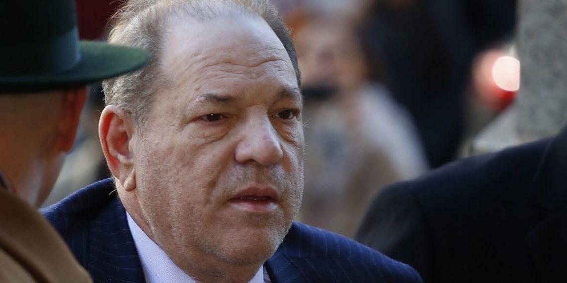 Harvey Weinstein, AFP