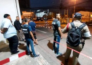 Soldado mata a 20 personas en un tiroteo en un centro comercial de Tailandia. Foto: AP