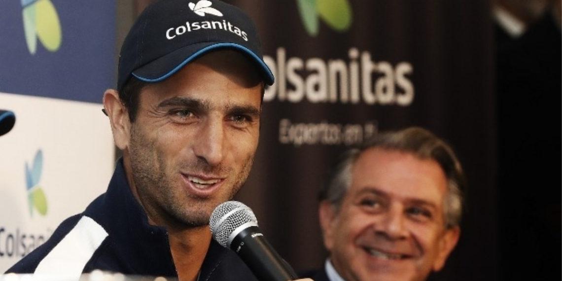 Federación Internacional de Tenis levantó suspensión a tenista colombiano Robert Farah. Foto: AFP
