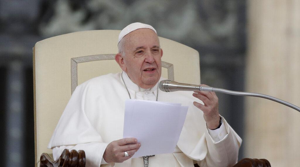 El Papa Francisco en el Vaticano. Foto: AP