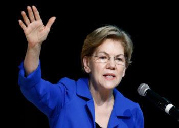 Elizabeth Warren se retira de la campaña demócrata a la Casa Blanca. Foto: AP