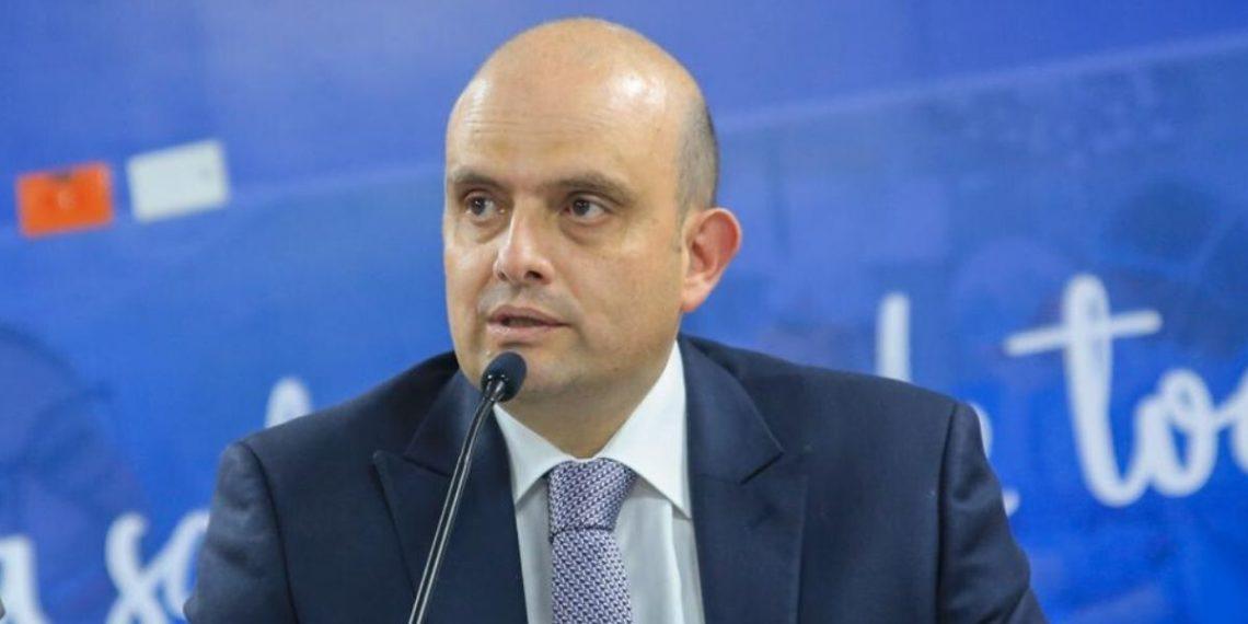 El ministro de Salud y Protección Social de Colombia (e), Iván González. Foto: ministerio de Salud.