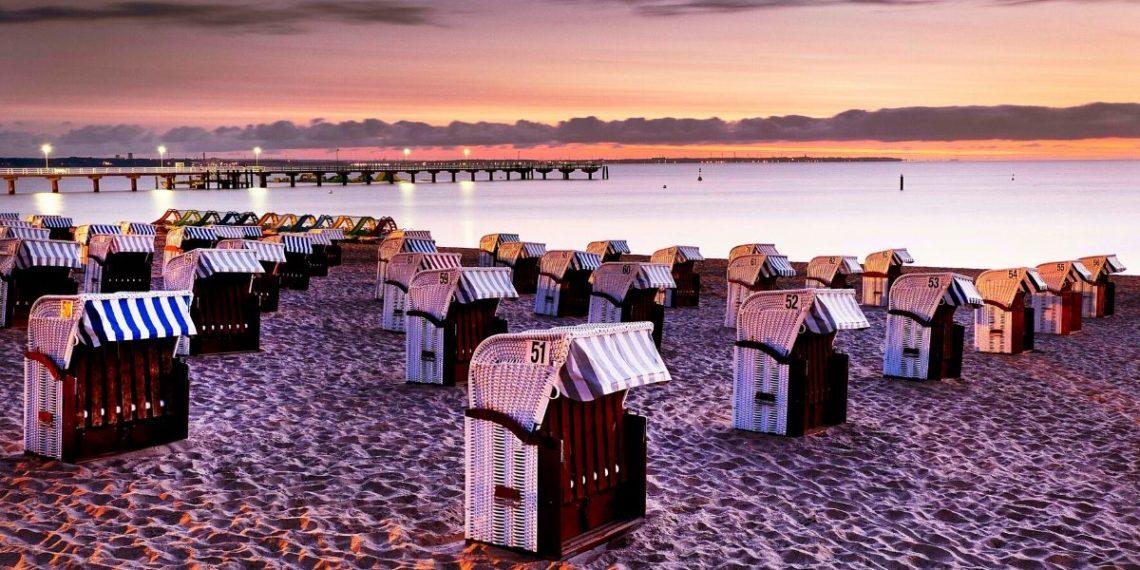 El cambio climático amenaza la mitad de las playas del planeta. Foto: AP