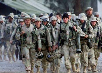 EE.UU. bombardea por primera vez a talibanes tras la firma del acuerdo de paz. Foto: AP