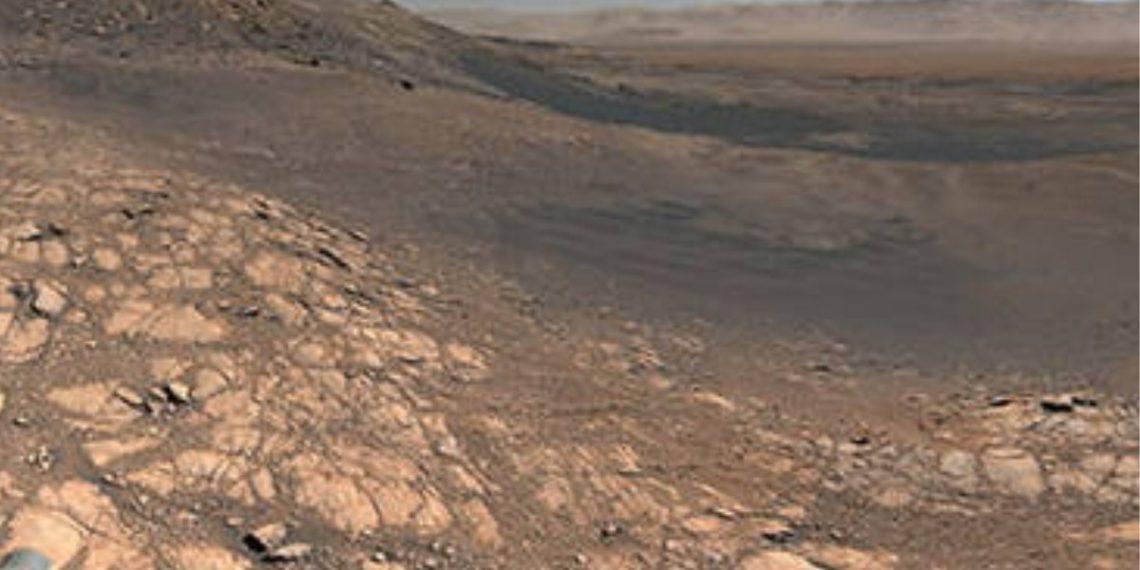 NASA revela impresionante panorámica de Marte en la más alta resolución. Foto: NASA