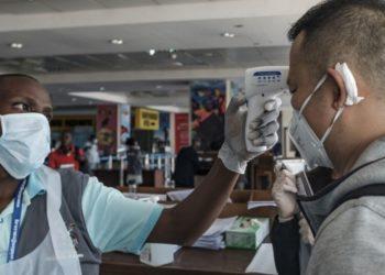 adnoticias- El coronavirus llegó a otros países de África y Oriente Medio -2019- AFP