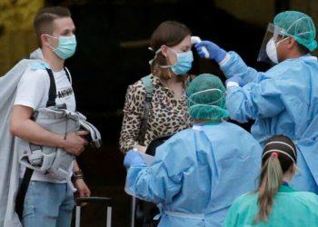 Colombiana con coronavirus en España se curó de la enfermedad