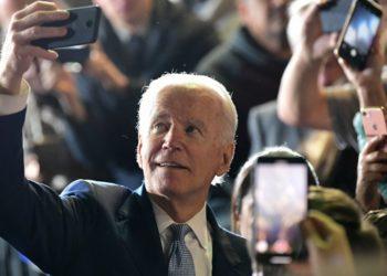 Biden revive en el «supermartes» ganando nueve estados y arrebata liderato a Sanders