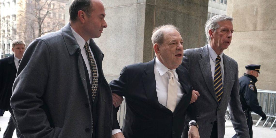 Harvey Weinstein es Condenado