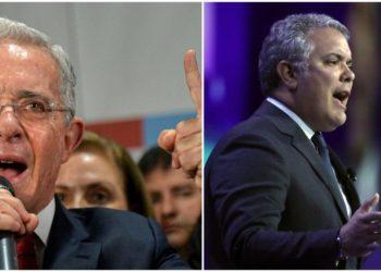 adnoticias- Uribe-Iván-Duque-2020-AFP