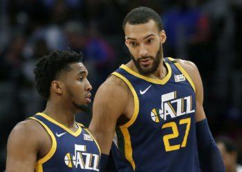 Jugadores de la NBA (Gobert y Mitchell) recuperados