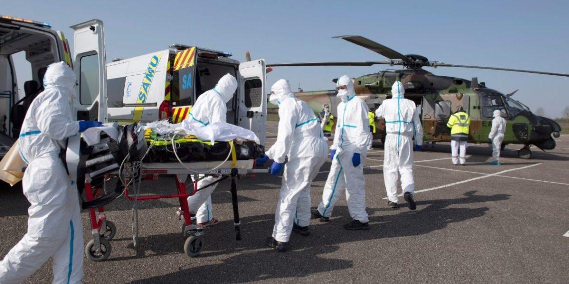Casos de coronavirus siguen aumentando en el planeta. Foto:AP