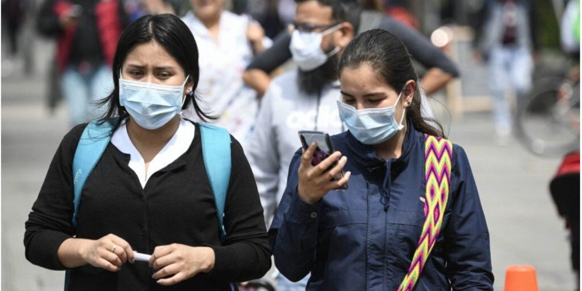 Colombia viene retornando a las actividades económicas gradualmente tras las restricciones por el coronavirus. Foto: AFP