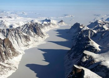 Descubren la parte de un antiguo continente perdido en Canadá. Foto: NASA