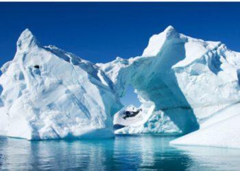 Descubren una importante fuente oculta de carbono en el Ártico. Foto: Nasa