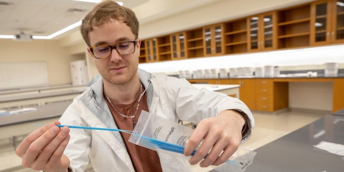 EE.UU. aprueba test de coronavirus que da resultados en menos de 15 minutos. Foto: AP