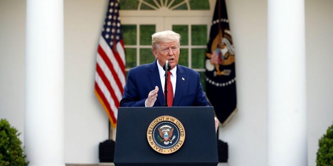 Trump no volverá a cerrar EE.UU.