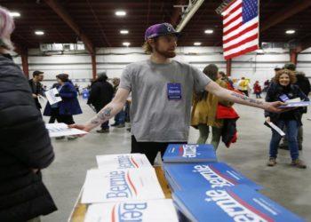 El coronavirus podría dar un giro a las primarias demócratas en EEUU