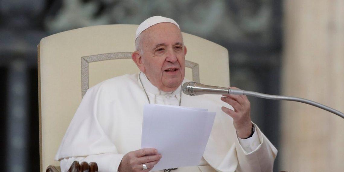 Detectan coronavirus en trabajador de la residencia del Papa Francisco
